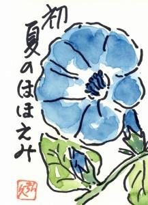 絵手紙(b20120701)